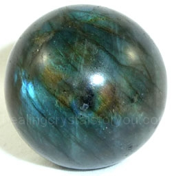 Labradorite is a special healing stone for Sagittarius. It protects travelers and offers celestial guidance.